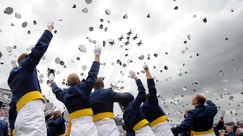 gty air force academy graduation nt 120523 wblog Air Force Academy Graduates First Openly Gay Cadets