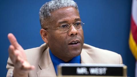 gty allen west jef 120703 wblog Rep. Allen Wests Chick fil A Treat Gnaws at Black Caucus