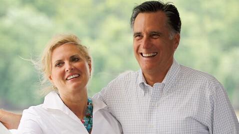 gty ann mitt romney jef 120705 wblog Ann Romney Believes Obama Strategy Is Kill Romney