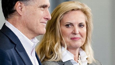 gty ann romney dm 120412 wblog Ann Romney: Whats Next For Candidates Wife?
