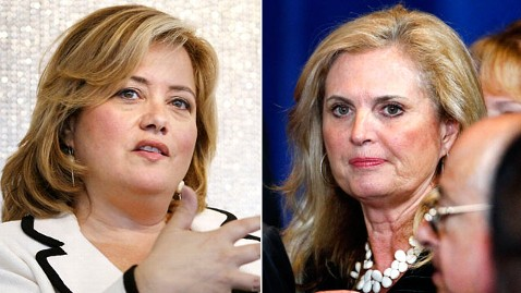 gty ann romney rosen dm 1201412 wblog White House Distances Itself From Hilary Rosen