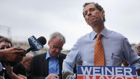 gty anthony weiner ll 130523 wblog Anthony Weiners Very Bad, No Good First Campaign Day