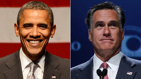 gty ap barack obama mitt romney jt 120701 wblog Obama Leads Romney as Bain Attacks Stick