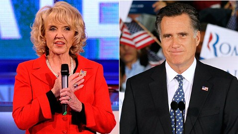gty ap jan brewer mitt romney jt 120226 wblog Mitt Romney Admits He Isnt Perfect, Gets Endorsement from Arizona Gov. Jan Brewer
