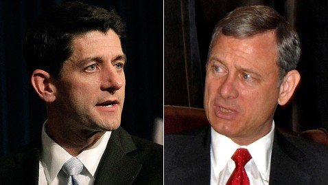 gty ap paul ryan john roberts jt 120701 wblog Paul Ryan: John Roberts Contorted Logic and Reason With Health Care Ruling