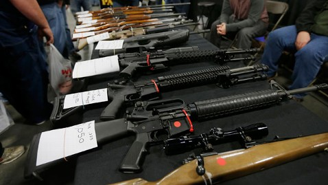 gty assault rifles mi 130325 wblog Obama Administration Pushes For Assault Weapons Ban Vote, But Says No National Gun Registry Needed