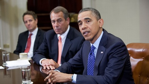 gty barack obama john boehner ll 121206 wblog Federal Agencies Brace for Deep Cuts Post Cliff