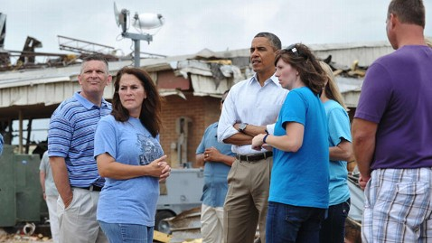 gty barack obama oklahoma 2 jt 130526 wblog Obama: Country Will Be Shelter from the Storm for Oklahoma