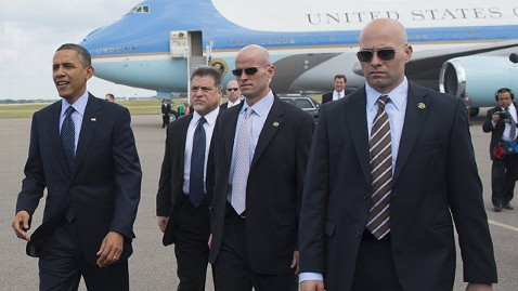 gty barack obama secret service jt 120416 wblog Knuckleheads Shouldnt Diminish Secret Service, Obama Says