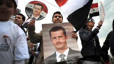 gty bashar al assad dm 111118 wb Clinton, No Longer a Believer that Assad is a Reformer, Says He Cant Sustain the Armed Opposition in Syria