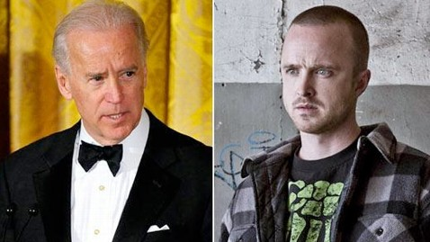 gty biden pinkman ss jp 120713 wblog Your Favorite Politicos Breaking Bad