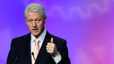 gty bill clinton nt 120305 wblog Report: Bill Clinton to Attend Obama Fundraisers