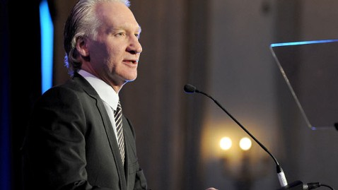 gty bill maher thg 120224 wblog Bill Mahers Million: Comedian Cuts Big Check to Pro Obama Super PAC