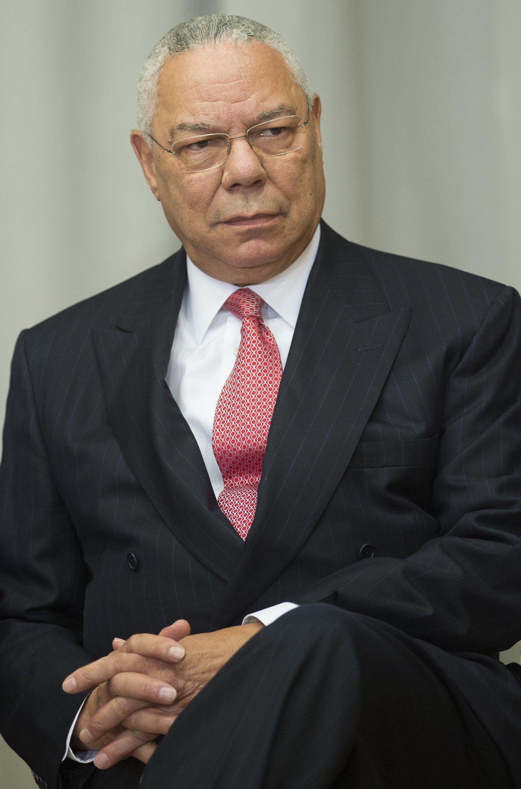 Colin Powell Photos an...