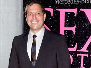 PHOTO: Producer Darren Star arrives at the