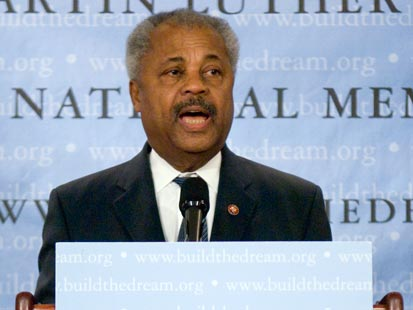 gty donald payne jef 120306 main Rep. Donald Payne Dies from Colon Cancer