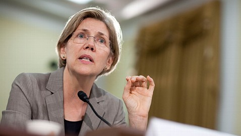 gty elizabeth warren ll 120511 wblog Article Cites Elizabeth Warren As First Woman of Color Hired by Harvard Law School