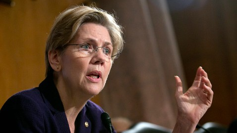 gty elizabeth warren ll 130307 wblog Elizabeth Warren Wants HSBC Bankers Jailed for Money Laundering