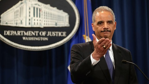 gty eric holder tk 130514 wblog FBI to Investigate IRS Targeting of Tea Party Groups