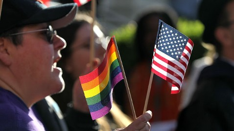 gty gay marriage jef 120207 wblog Gay Marriage Advocates Hope for Sweeping Supreme Court Ruling, Right? Wrong!