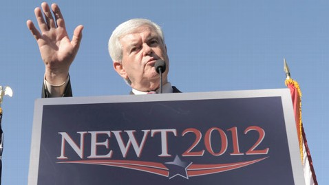 gty gingrich florida thg 120126 wblog Angry Newt Gingrich Attacks Mitt Romney in Florida