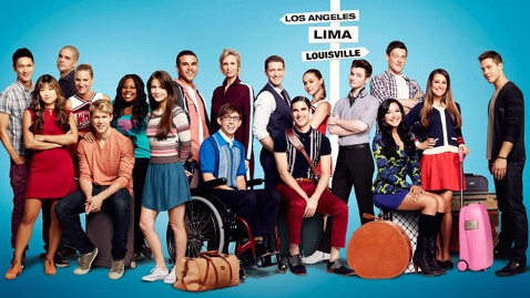 gty glee cast jef 130111 wblog Glee Cast Members, Katy Perry, Smokey Robinson to Take Part in Inauguration