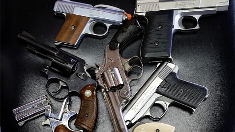 gun background