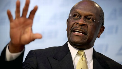 gty herman cain ll 111031 wblog Herman Cains Sexual Harassment Accuser Says Hes Lying