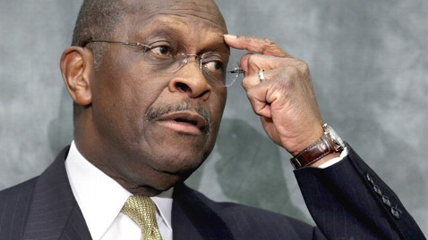 gty herman cain thg 111104 wblog Herman Cains Oops Moment On Libya: Got All This Stuff Twirling Around In My Head