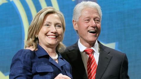 gty hillary bill clinton nt 130115 wblog Bill Clinton on Hillary: Shell Live to Be 120