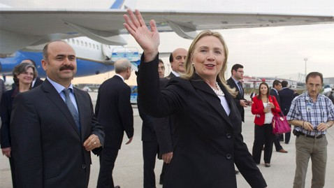 Secretary Clinton, the Globe-Trotter