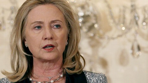 gty hillary clinton jef 111031 wblog Hillary Clinton Favored for VP if Biden Bows Out, Poll Finds