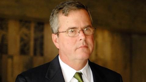 gty jeb bush nt 120223 wblog Jeb Bush Says Romney Should Choose Rubio As Runningmate