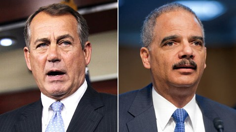 gty john boehner holder dm 120627 wblog Boehner Charges Ahead on Contempt Resolution for Holder