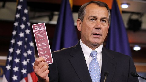 gty john boehner jt 120601 wblog No Love Lost? Boehner Enthusiastically Backing Romney