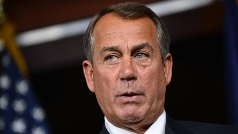 gty john boehner mi 130313 wblog John Boehner: The Talk About Raising Revenue Is Over