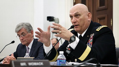 gty john mchugh raymond odierno ll 130508 wblog Army Leaders: Sequestration Could Hurt Fight Against Sexual Assault