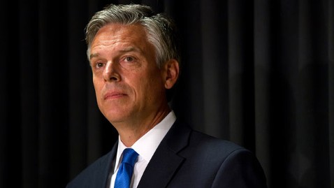 gty jon huntsman tk 111122 wblog Jon Huntsman Describes Mitt Romneys Trust Deficit