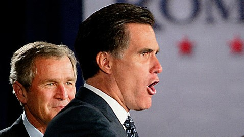 gty mitt romney bush dm 120515 wblog George W. Bush: Im for Mitt Romney