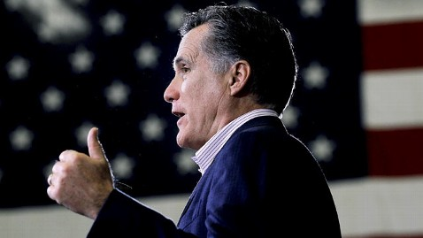 gty mitt romney jef 120305 wblog Romney Accuses Obama of Dawdling With Iran Sanctions