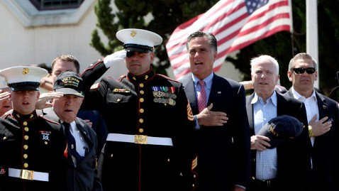 gty mitt romney jp 120528 wblog In Memorial Day Tribute, Mitt Romney Warns of Threats Around the Globe