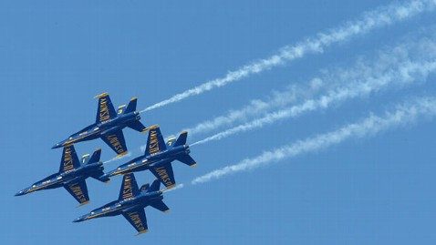 gty navy blue angels kb 130301 wblog Sequester at Home: Florida Could Lose Blue Angels Shows, Medicare Payments