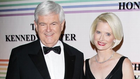 gty newt callista gingrich jef 111212 wblog Newt Gingrich Pledges Personal Fidelity to My Spouse