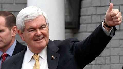 gty newt gingrich alabama 2 thg 120313 wblog Pro Gingrich Super PAC Might Be Ray of Hope for Campaign
