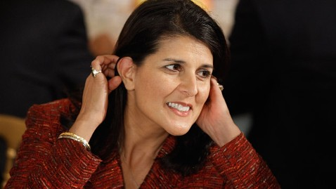 gty nikki haley jt 120330 wblog No IRS Investigation into SC Governor Nikki Haley