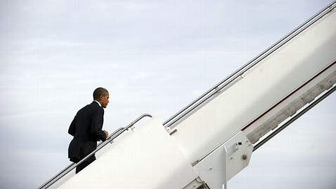 gty obama boards air force one nt 111115 wblog Obama Goes Down Under to Boost U.S. Influence in Pacific
