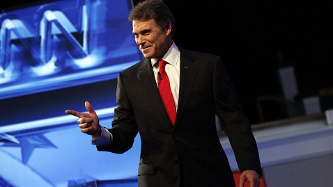 gty rick perry debate nt 111122 wblog Rick Perry to Make 1st Appearance With Newt Gingrich at Arizona Debate
