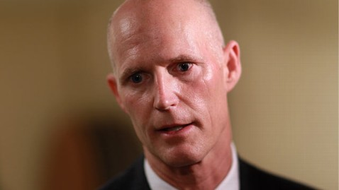 gty rick scott nt 120606 wblog Florida, DOJ Clash Over Voter Removal Efforts