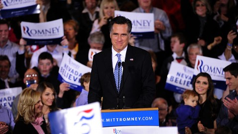 gty romney speaks vegas tk 120204 wblog Whats Worrying Mitt Romney? (The Note)