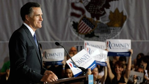gty romney speech tk 120320 wblog Same Old Song, Different Beat (The Note)